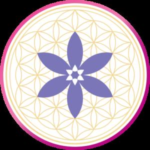 Energiearbeit - Signet Bachblüte und Blütenessenzen